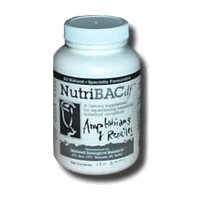 NutriBAC df 50 grams Free Shipping USA only
