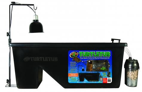Zoo Med Turtle Tub Kit Carolina Pet Supply